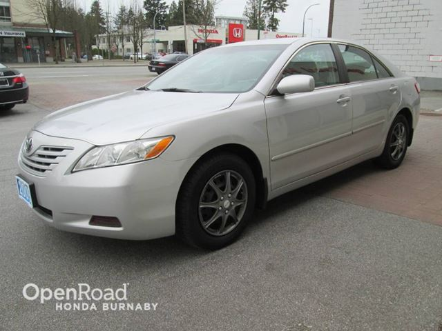 2009 toyota camry le burnaby british columbia used car. Black Bedroom Furniture Sets. Home Design Ideas