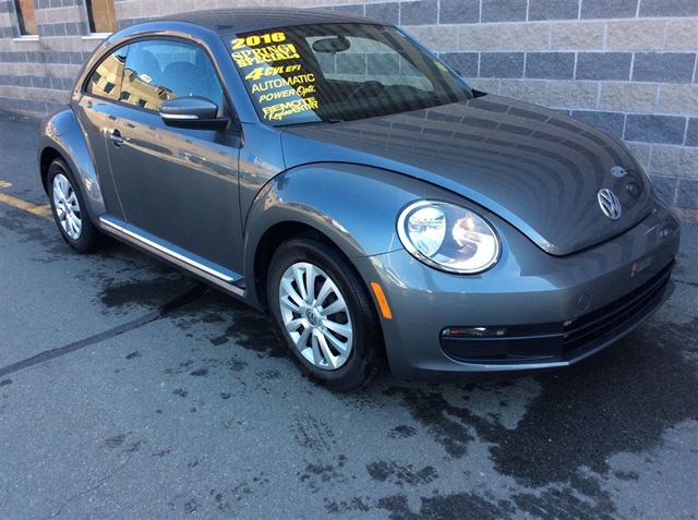 2016 Volkswagen New Beetle Punch Buggy Fun Summer Car