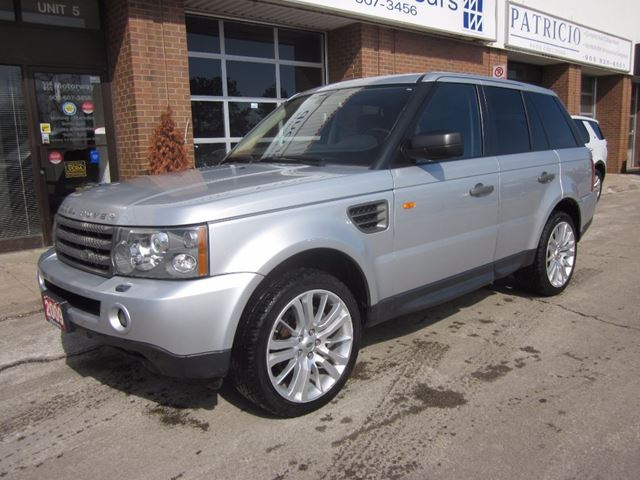 service manual 2008 land rover range rover sport auto. Black Bedroom Furniture Sets. Home Design Ideas
