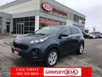 2017 Kia Sportage LX ALL WHEEL DRIVE!! WHY BUY NEW??? in Grimsby, Ontario