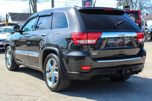 2011 jeep grand cherokee overland st thomas ontario used car for. Cars Review. Best American Auto & Cars Review