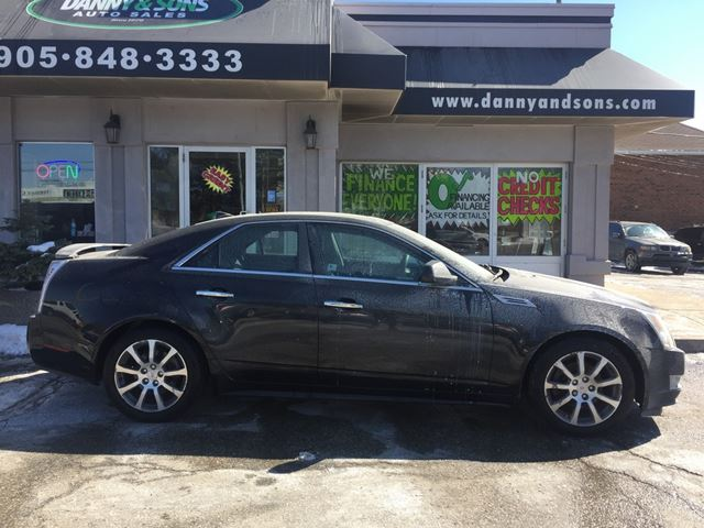 2010 Cadillac CTS           in Mississauga, Ontario