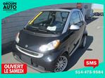 2011 Smart Fortwo CONVERTIBLE in Longueuil, Quebec