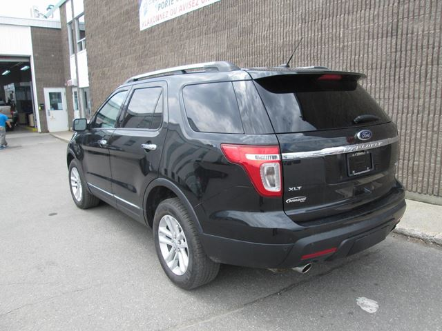 2014 ford explorer xlt gatineau quebec used car for sale 2729073. Black Bedroom Furniture Sets. Home Design Ideas