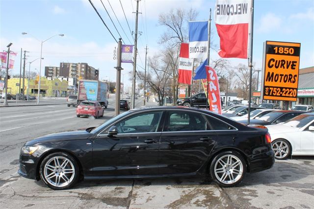 2013 AUDI A6 S-LINE EXECUTIVE **NAVI-CAMERA-BLIND SPOT-LED X in Toronto, Ontario