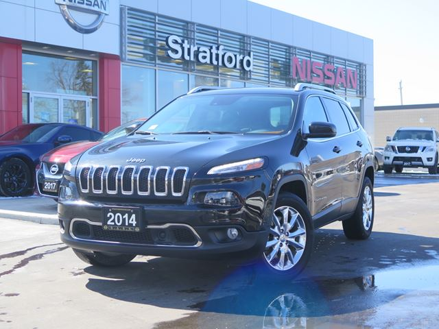 2014 JEEP CHEROKEE Limited  in Stratford, Ontario