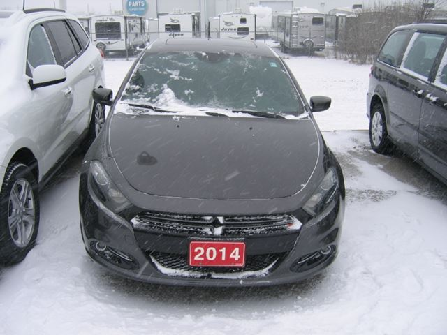 2014 dodge dart gt smiths falls ontario used car for sale 2729569. Black Bedroom Furniture Sets. Home Design Ideas