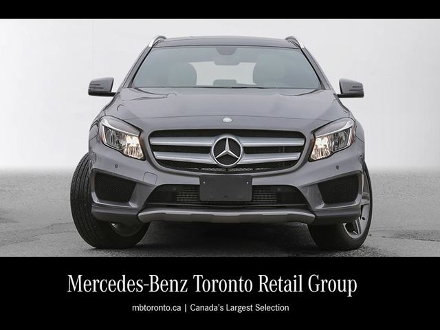 2015 mercedes benz gla250 4matic suv mississauga for Mercedes benz 24 hour roadside assistance