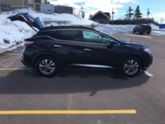 2016 nissan murano awd 4dr sv mississauga ontario car for sale 2729890. Black Bedroom Furniture Sets. Home Design Ideas