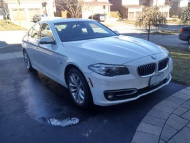 2016 BMW 5 Series 4dr Sdn 528i xDrive AWD in Mississauga, Ontario