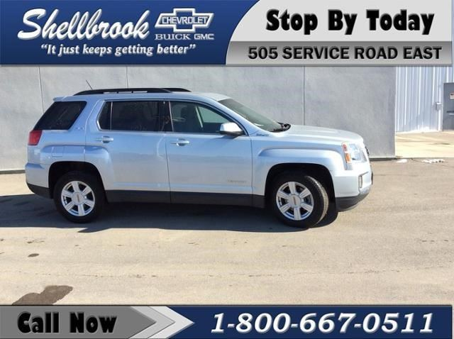 2016 GMC Terrain SLE in Shellbrook, Saskatchewan