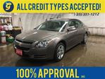2011 Chevrolet Malibu LT*PLATINUM EDITION*PARTIAL LEATHER*BLUETOOTH*REMO in Cambridge, Ontario