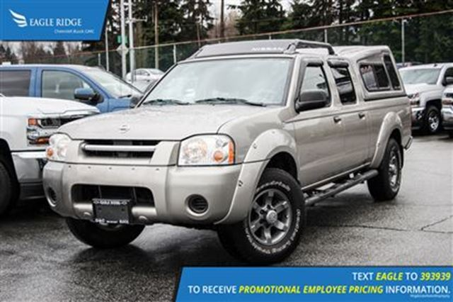 2004 NISSAN FRONTIER XE-V6 in Coquitlam, British Columbia