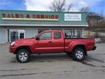2015 Toyota Tacoma SR5 access cab V6 4x4 in New Glasgow, Nova Scotia
