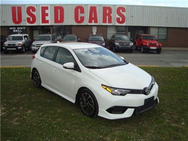 2016 SCION IM ~ LOW MILEAGE ~ BACK-UP CAMERA ~ CLIMATE CONTROL ~ in Toronto, Ontario