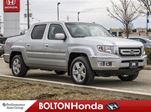 2011 Honda Ridgeline EX-L Leather Heated Seats One Owner in Bolton, Ontario
