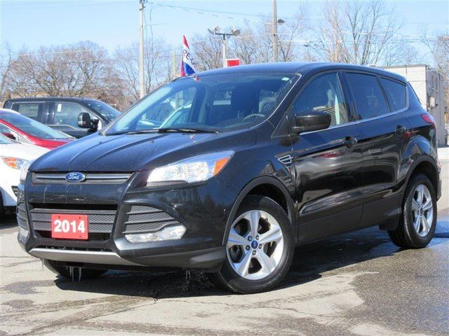 2014 ford escape se 2l eco boost toronto ontario used car for sale 2730507. Black Bedroom Furniture Sets. Home Design Ideas