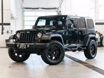 2012 Jeep Wrangler Unlimited Sport 4D Utility 4WD in Kelowna, British Columbia