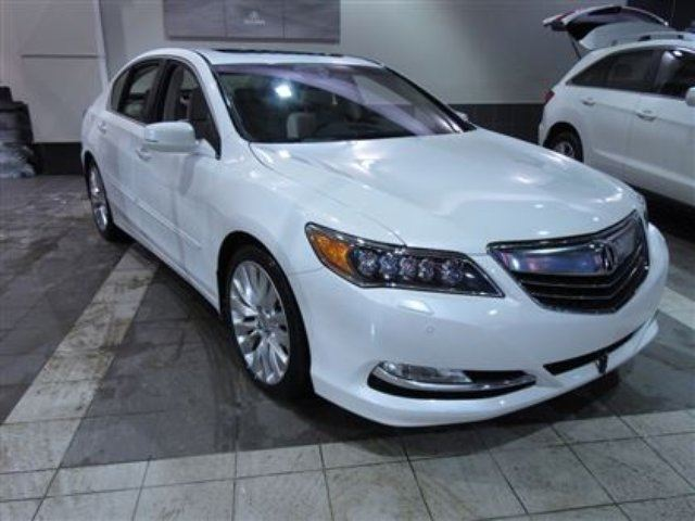 2014 acura rlx elite package red deer alberta used car. Black Bedroom Furniture Sets. Home Design Ideas