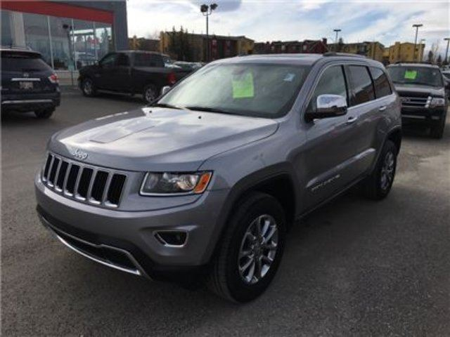 2016 jeep grand cherokee limited sunroof remote start in okotoks. Cars Review. Best American Auto & Cars Review