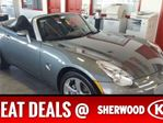 2007 Pontiac Solstice CONVERTIBLE Accident Free, Leather, Bluetooth, A/C, - Edmonton in Sherwood Park, Alberta