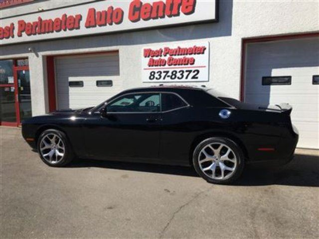 2016 dodge challenger sxt winnipeg manitoba used car. Black Bedroom Furniture Sets. Home Design Ideas