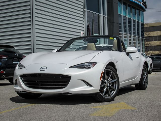 2016 Mazda MX-5 Miata  GT LOADED!!!! in Toronto, Ontario