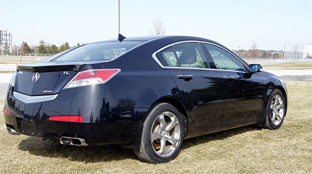 2010 Acura TL 6 SPEED MANUAL * SH AWD * NAVIGATION * LEATHER - Woodbridge, Ontario Used Car For ...