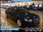 2013 Audi A4 A4 AWD CUIR TOIT OUVRANT JANTES SIn++GES CHAUFFAN in Laval, Quebec