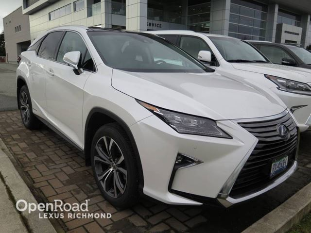 2017 lexus rx 450h executive package richmond british columbia used car for sale 2730167. Black Bedroom Furniture Sets. Home Design Ideas