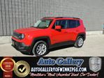 2015 Jeep Renegade North 4x4 *Htd. Seat in Winnipeg, Manitoba