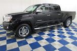 2014 Toyota Tacoma LIMITED/NAV/REAR VIEW CAM/DOUBLE CAB in Winnipeg, Manitoba
