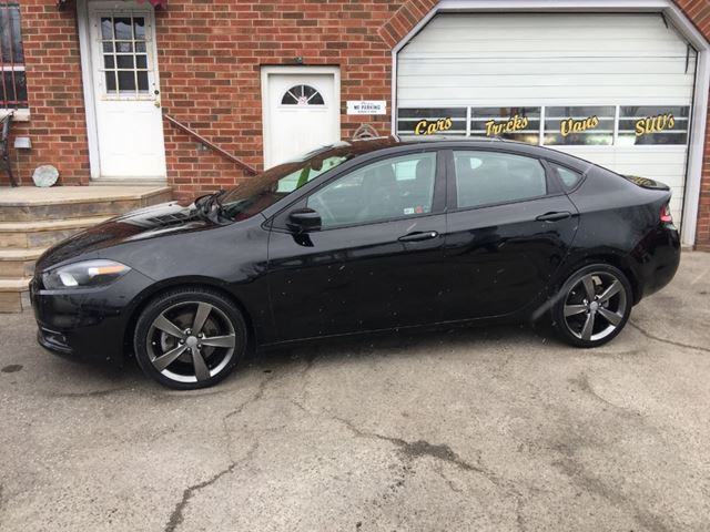 2014 dodge dart gt bowmanville ontario used car for sale 2730350. Black Bedroom Furniture Sets. Home Design Ideas