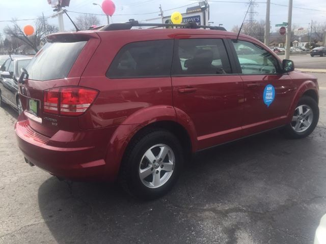 2009 Dodge Journey SXT PACKAGE-ALLOY-SUNROOF-POWER SEAT ...