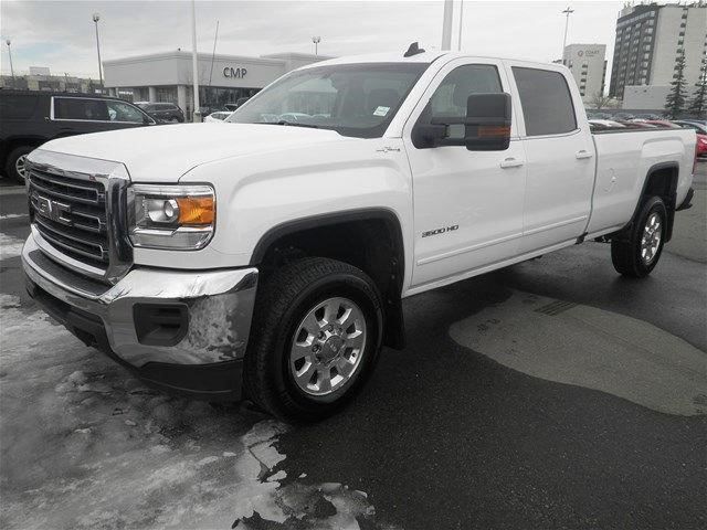 2015 gmc sierra 3500 sle calgary alberta used car for. Black Bedroom Furniture Sets. Home Design Ideas