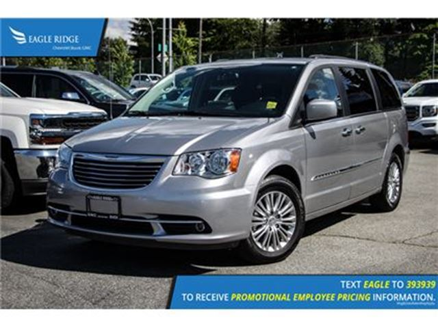 2016 Chrysler Town and Country Touring-L in Coquitlam, British Columbia