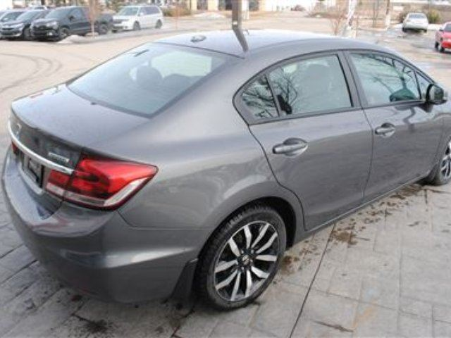 2013 honda civic touring a5 airdrie alberta used car for sale 2730976. Black Bedroom Furniture Sets. Home Design Ideas