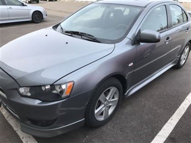 2014 MITSUBISHI LANCER SE Limited Edition, Sunroof, Spoiler in Thunder Bay, Ontario