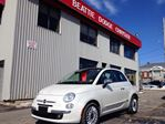 2015 Fiat 500 Lounge in Brockville, Ontario