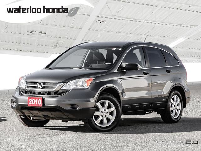 2010 honda cr v lx low km one owner awd waterloo. Black Bedroom Furniture Sets. Home Design Ideas