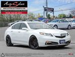 2012 Acura TL ONLY 107K! **18 INCH BLACK EDT WHEELS** TECH PKG in Scarborough, Ontario