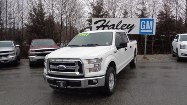 2015 Ford F-150 King Ranch in Sechelt, British Columbia