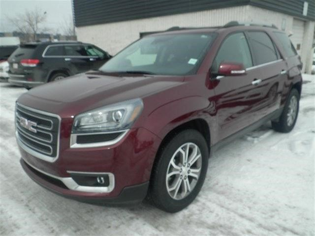 2015 gmc acadia slt calgary alberta used car for sale 2730900. Black Bedroom Furniture Sets. Home Design Ideas
