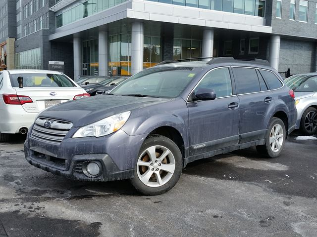 2014 subaru outback premium grey otto 39 s subaru. Black Bedroom Furniture Sets. Home Design Ideas