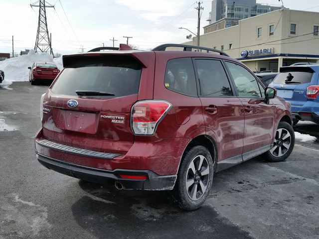 2017 subaru forester i touring ottawa ontario used car for sale 2730622. Black Bedroom Furniture Sets. Home Design Ideas