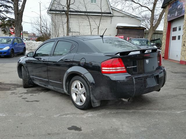 2008 dodge avenger r t ottawa ontario used car for sale 2730752. Cars Review. Best American Auto & Cars Review