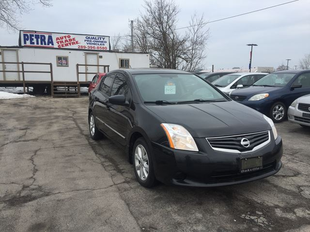 2012 nissan sentra 2 0 sl hamilton ontario used car for. Black Bedroom Furniture Sets. Home Design Ideas