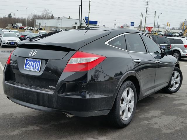 2010 honda accord crosstour ex l 4wd brantford ontario for Used honda crosstour for sale