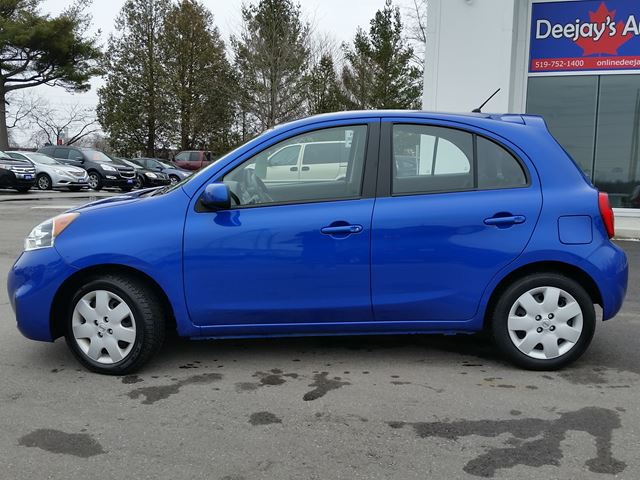 2015 nissan micra sv brantford ontario used car for sale 2731123. Black Bedroom Furniture Sets. Home Design Ideas