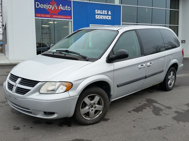 2007 dodge grand caravan brantford ontario used car for. Black Bedroom Furniture Sets. Home Design Ideas